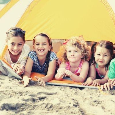 Kids Summer Activities Kythnos