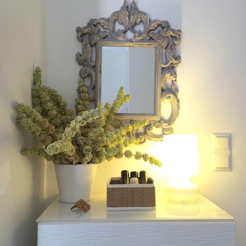 Mirror, double room Kythnos