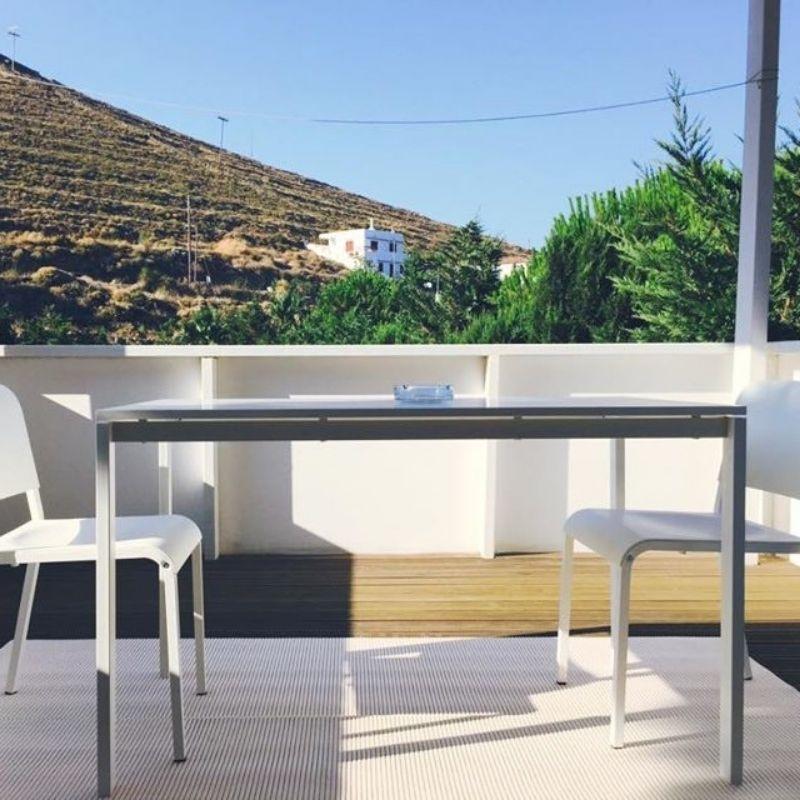 Veranda view, double room Kythnos